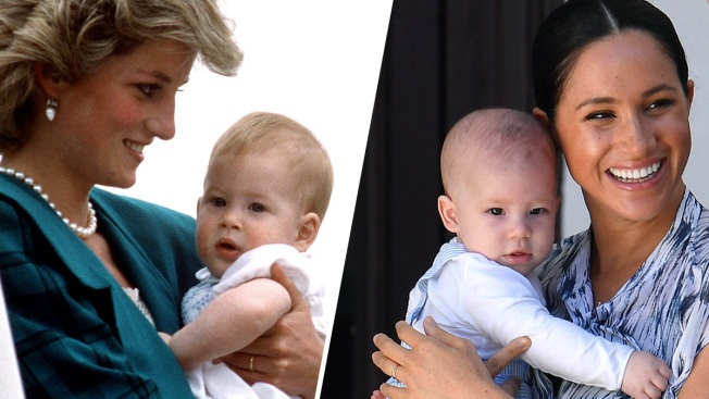 Like Father, Like Son! See How Much Prince Harry and Archie Look Alike