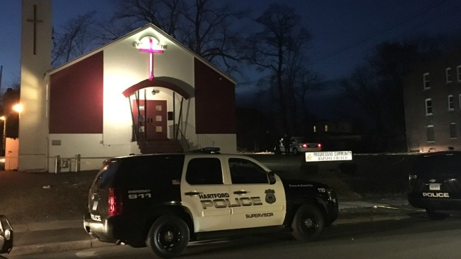 Man Shot in Church Parking Lot