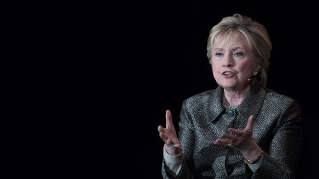 Hillary Clinton calls for strikes against Syrian airfields
