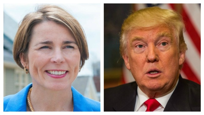 Massachusetts Attorney General: I'll Sue Trump to Protect State if Needed
