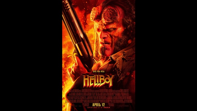 What the Heckboy: Theater Near Church Avoids 'Hellboy' Title