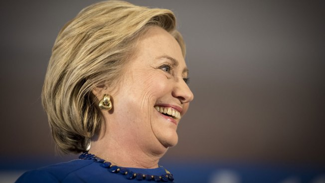 Hillary Clinton Opens 1st Campaign Office in Maine