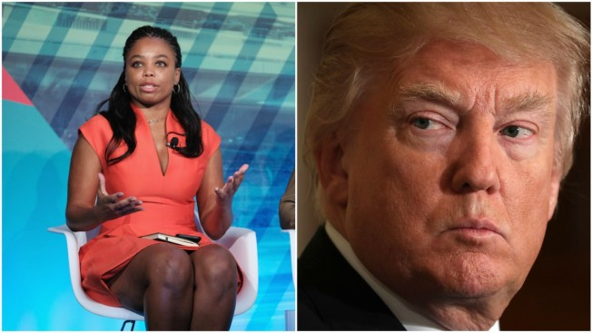 ESPN Distances Itself From Anchor Jemele Hill's Trump'White Supremacist Tweets
