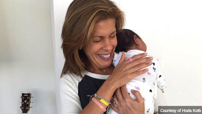 'I Just Didn't Know This Kind of Love Existed': Hoda Kotb on Motherhood