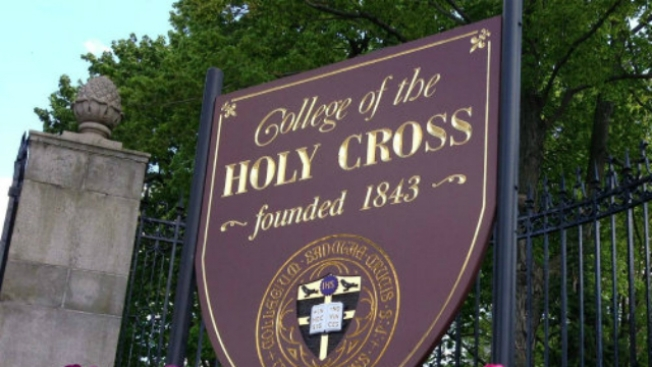 Holy Cross College in Worcester Reconsidering Crusader Mascot