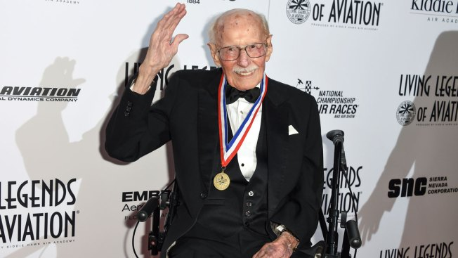Legendary Pilot Bob Hoover, Who Stole Plane to Escape WWII Prison Camp, Dies at 94