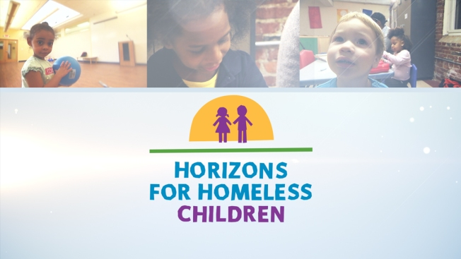 """Horizons for Homeless Children Partners with Necn for Third Annual """"Horizons for Homeless Children Week"""""""
