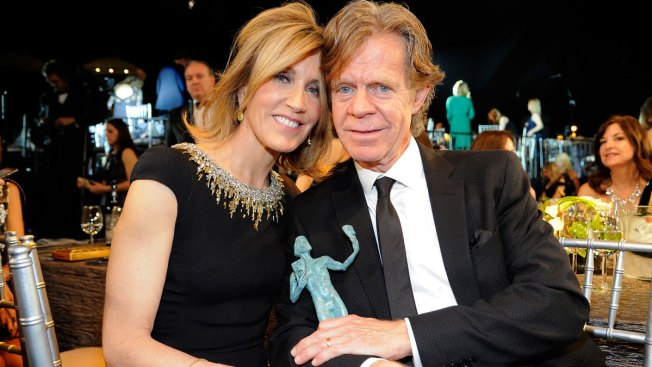 Felicity Huffman Posts Throwback Pic Celebrating 20th Anniversary With William Macy