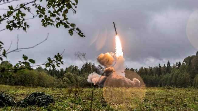 US to Test New Missile as Arms Treaty With Russia Ends