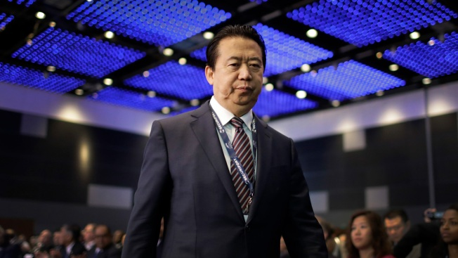 Interpol Asks China for Information on Its Missing President