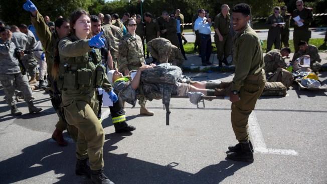 Israel Plans Mass Evacuation if War Erupts Again