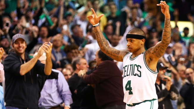 Isaiah Thomas Named to 2nd All-NBA Team