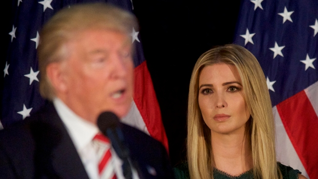 Ivanka Trump Sued for Alleged 'Unfair Competition' by Clothing Rival