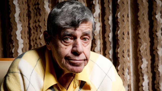 Coroner: Jerry Lewis Death Was From End-Stage Heart Disease