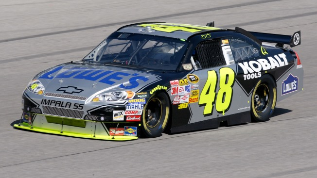 Jimmie Johnson Nabs Record-Tying 7th NASCAR Championship