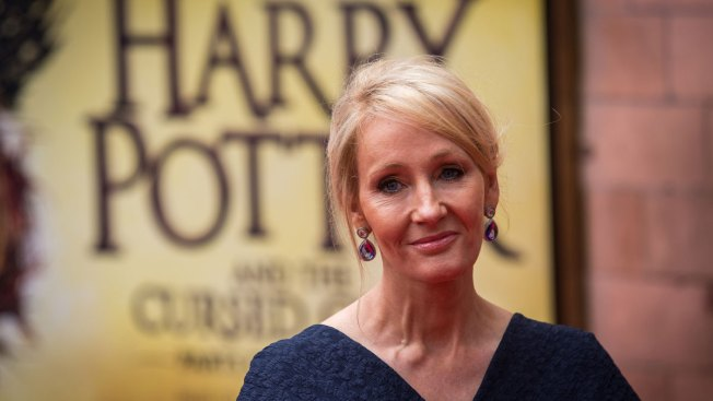 J.K. Rowling Proud to Receive Royal Companion of Honor From Prince William