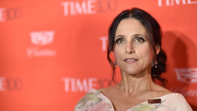 'Veep' Star Julia Louis-Dreyfus No Fan of Trump