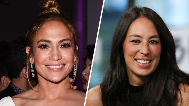 Jennifer Lopez Teams Up With Joanna Gaines for Her Own Malibu Fixer Upper
