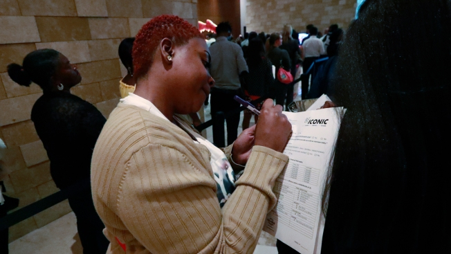US Adds a Solid 164,000 Jobs in July