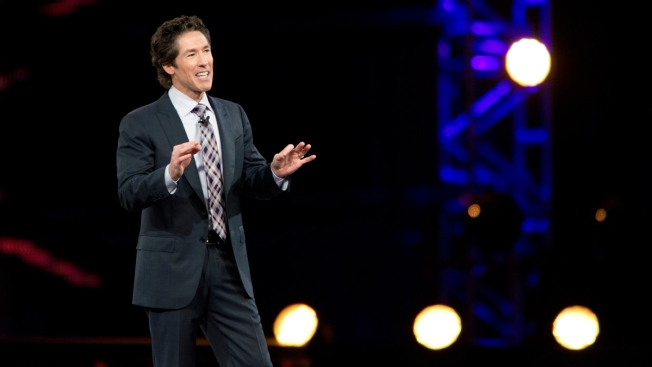 Joel Osteen Responds to Claim He Closed Megachurch to Flood Victims