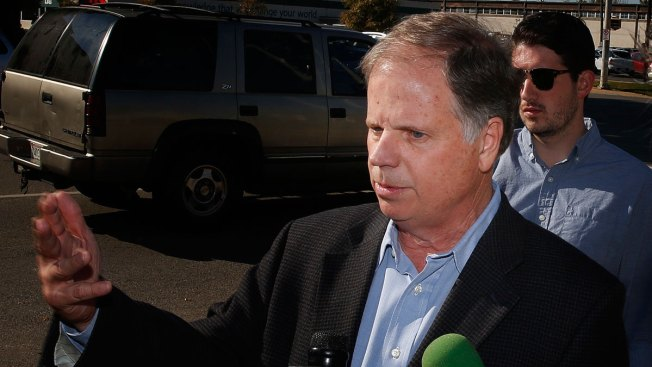 Roy Moore Scandal Ignites Fundraising Explosion for Democratic Challenger Doug Jones