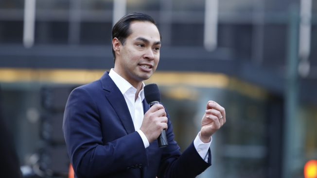 Potential 2020 Democratic Hopeful Julian Castro Sets NH Stop