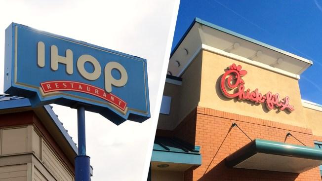 Free Food in July: IHOP, Chick-fil-A Offer Deals