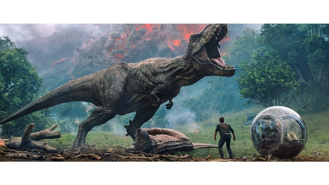 'Jurassic World: Fallen Kingdom' Fights for the Future