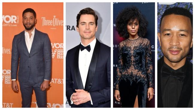 'This is Unacceptable': Celebrities Condemn Hate Attack Against 'Empire' Star Jussie Smollett