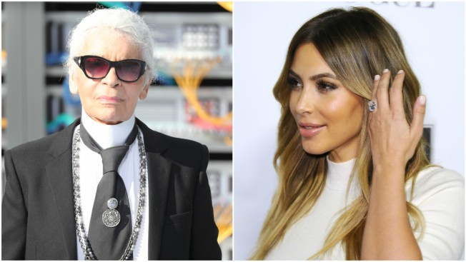 Karl Lagerfeld Blames Kardashian West Flaunting for Jewelry Heist: 'You Cannot Display Your Wealth and Then Be Surprised'