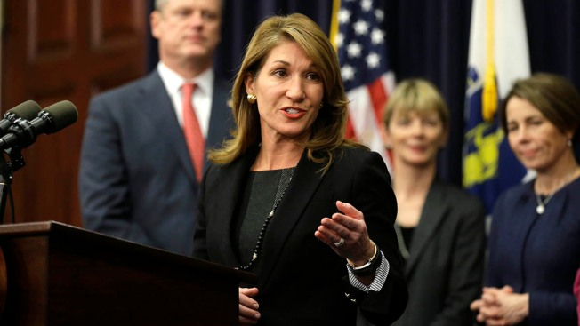 Lt. Gov. Polito Outpacing Gov. Baker in Fundraising Hauls