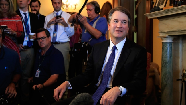 Kavanaugh Confirmation Hearings Scheduled to Begin Sept. 4