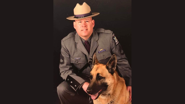 Retired NY State Trooper Dies of 9/11-Related Illness - NECN