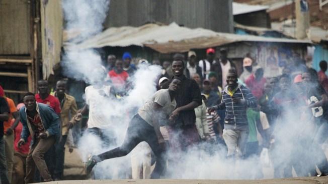 Violent Protests Erupt After Kenyan Election as Opposition Alleges Fraud