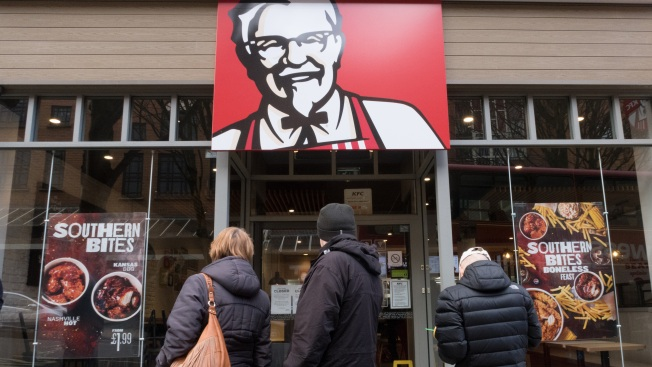 KFC Reports Gravy Shortage in UK, Following Chicken Crisis