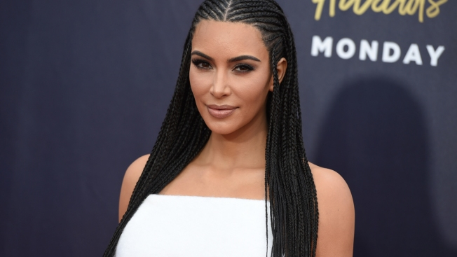 Kim Kardashian West Returns to White House to Talk Prison Reform