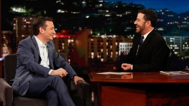 Sen. Ted Cruz Tops Jimmy Kimmel in Charity Game