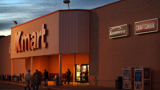 Kmart, Sears Closing Stores in Massachusetts