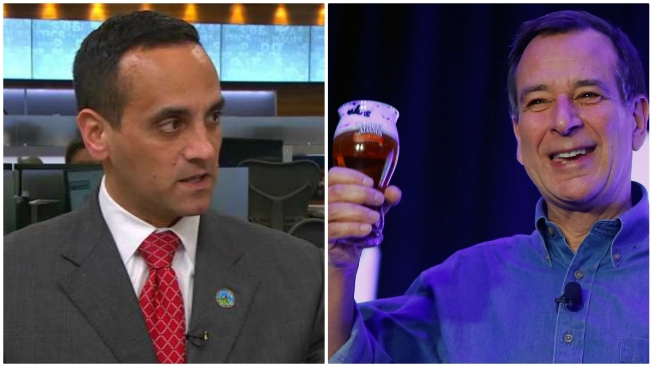 Somerville Mayor Says He'll No Longer Drink Sam Adams Beer After Founder's Meeting With Trump