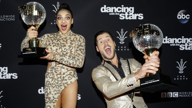 Still Golden: Olympian Laurie Hernandez Wins 'Dancing With the Stars'