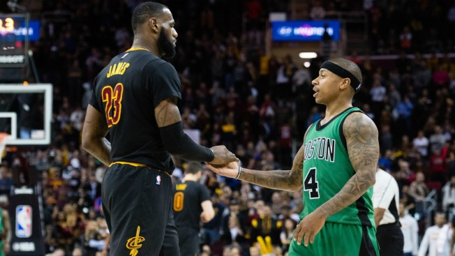 Celtics Open Season Against Cavs