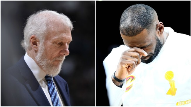 Not Blindsided: LeBron James Says He Wasn't Caught Off Guard by Question on Death of Erin Popovich