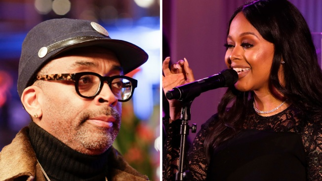 Spike Lee Dumps Chrisette Michele's Music in Upcoming Project After Singer Announces She'll Perform at Inauguration
