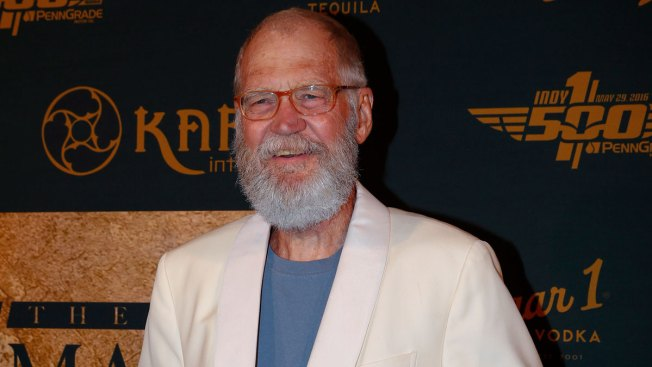 Letterman Travels to India to Guest Host National Geographic Special on Climate Change