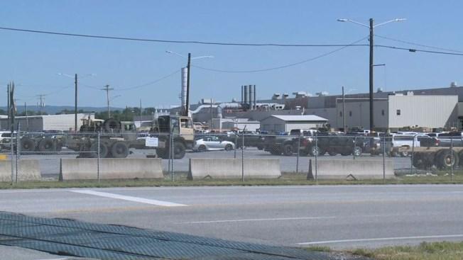 Worker Injured in Pennsylvania Army Depot Explosion Dies