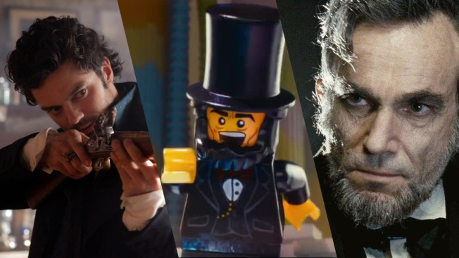 Abraham Lincoln on Screen Over the Years