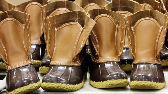 "L.L. Bean Expects Record Breaking ""Duck Boot"" Season"