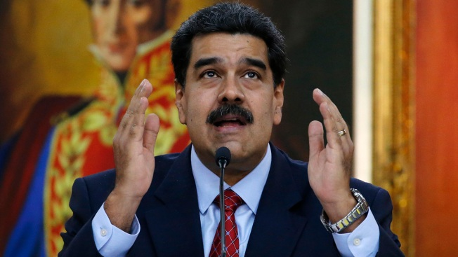 US Hits Venezuelan State-Owned Oil Company With Sanctions