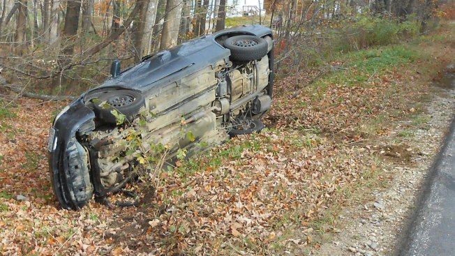 Maine Teen Facing Drug Charge After Rollover Crash