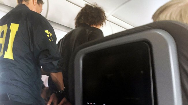 Duct tape used to restrain man on Hawaii flight